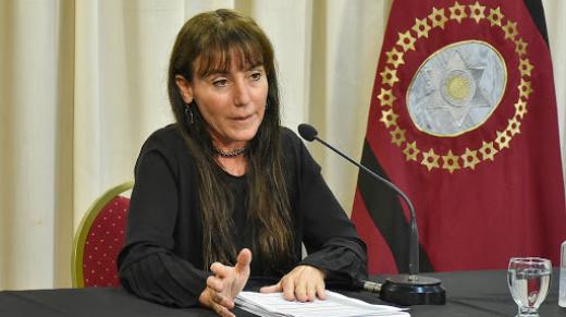 Ministra Verónica Figueroa