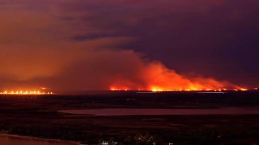 incendio delta