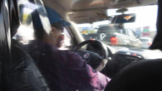 Taxi nueva normalidad