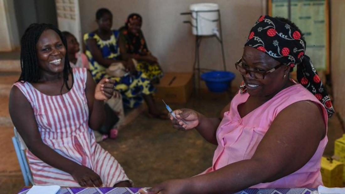 africa vacuna