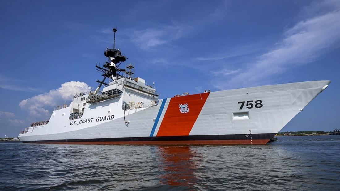 buque patrulla estadounidense