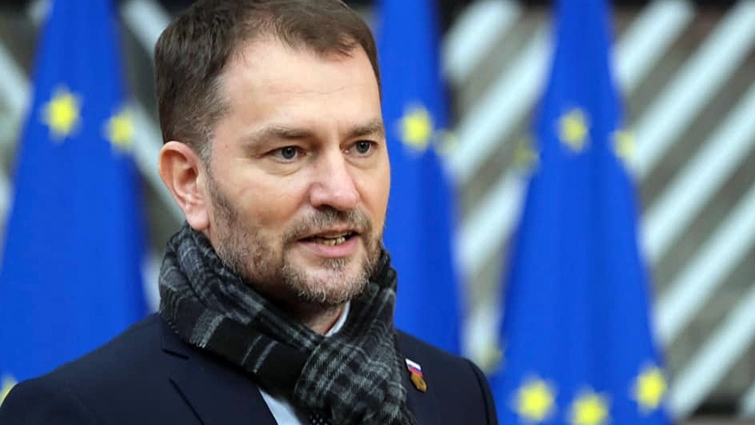 eslovaco primer ministro