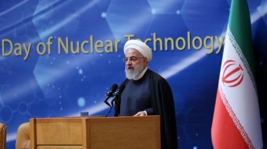 Hassan Rohani, preisdente de Irán