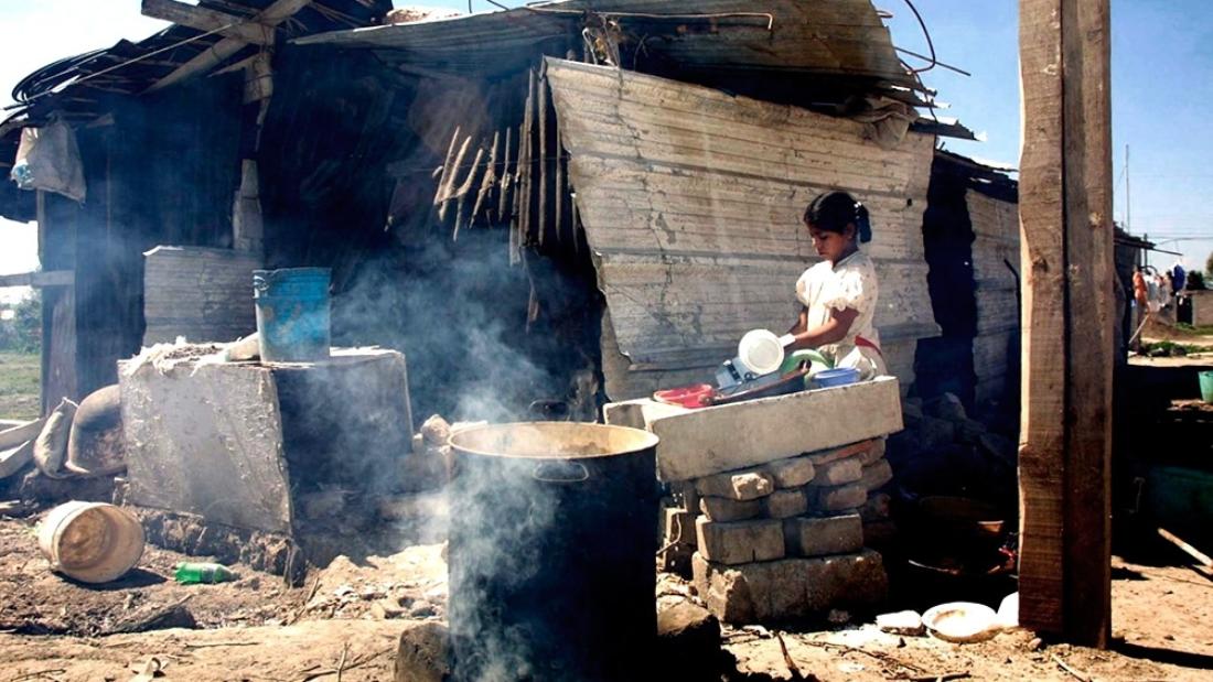 pobreza latinoamerica