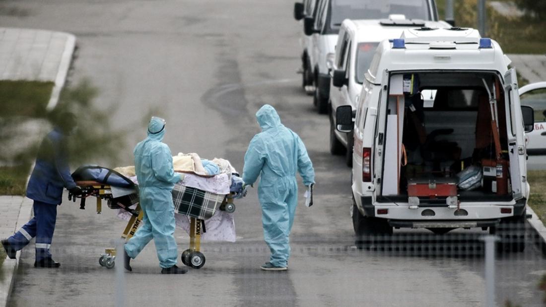 rusia muertes coronavirus