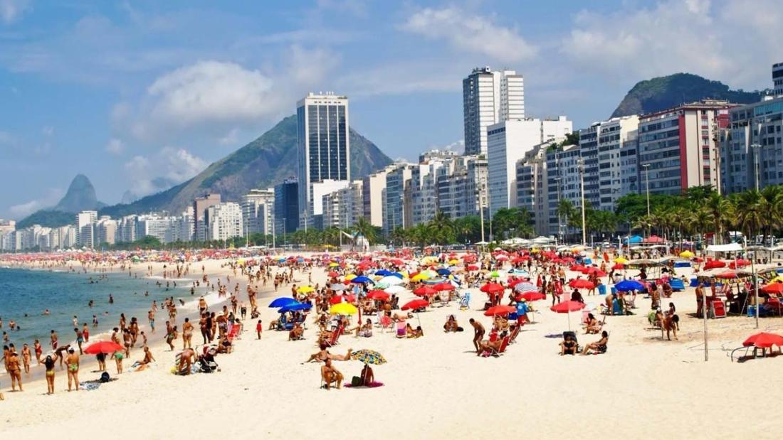 turismo internacional argentinos brasil