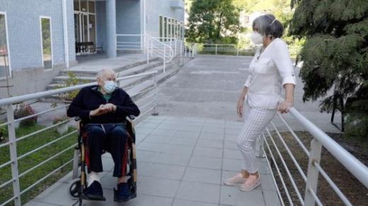 visitas geriátricos