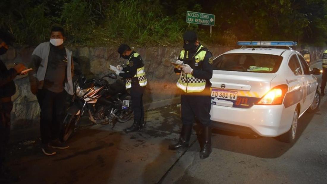 145-seguridad-vial-detecto-357-conductores-alcoholizados-durante-el-fin-de-semana-largo