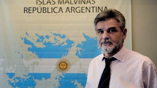 Daniel Filmus, secretario de Malvinas, Antártida y Atlántico Sur