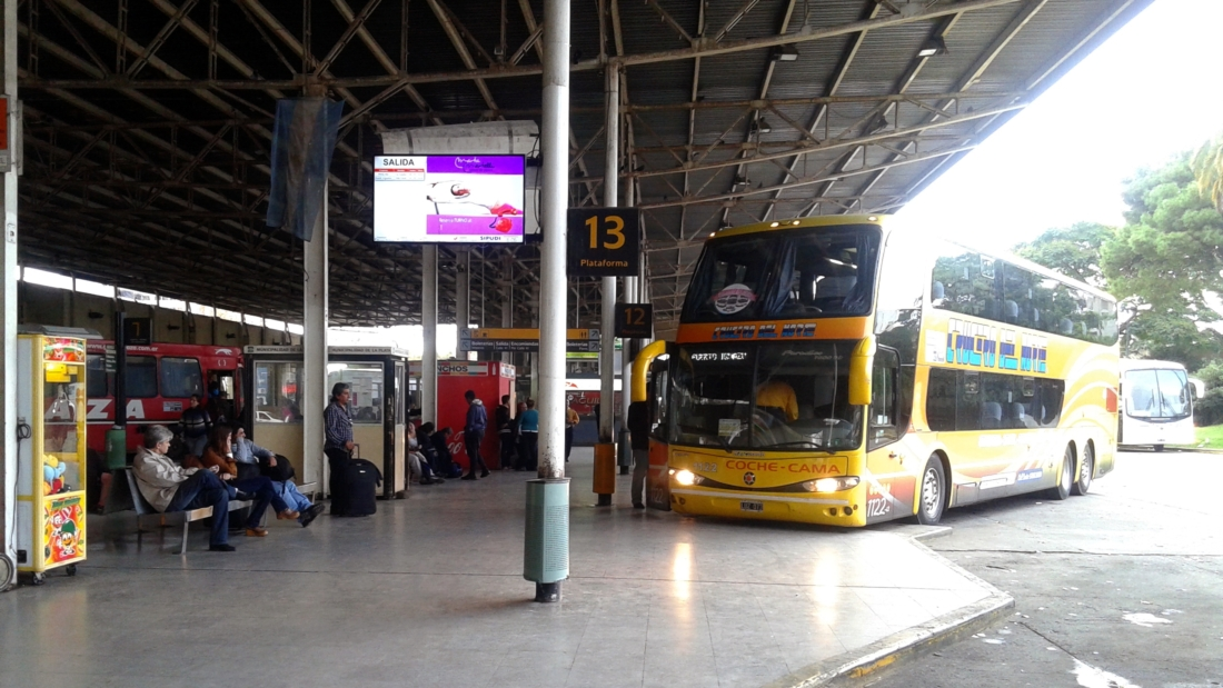 Terminal de Omnibus de La Plata