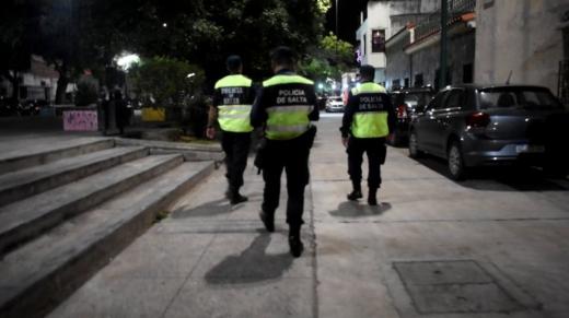 policias salta