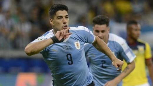 suárez uruguay
