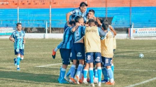 Foto de Prensa de Gimnasia y Tiro