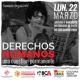 Muestra Derechos Humanos, una cuestión permanente