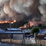 incendio sur patagonia